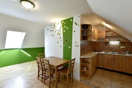 Apartment for 4 in a small village Podsreda