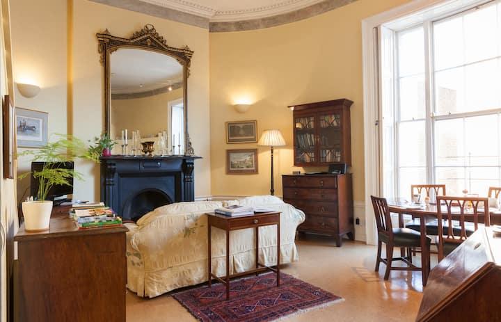 Very Special Oval Georgian Studio