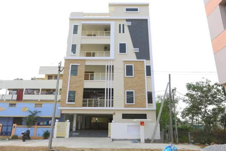 Vaibhava Service Apartments, A/c, Tirupati