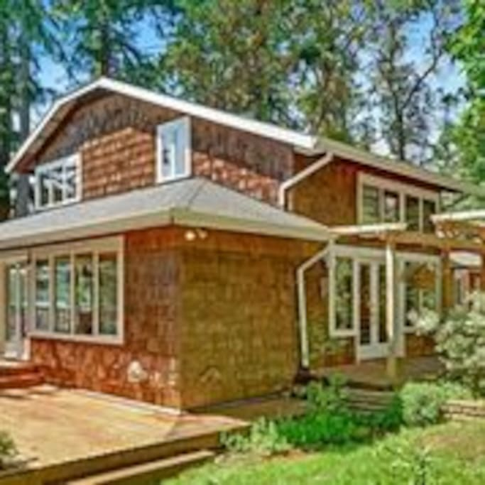 Back Houses For Rent: Laid Back Luxury On Bainbridge Island!