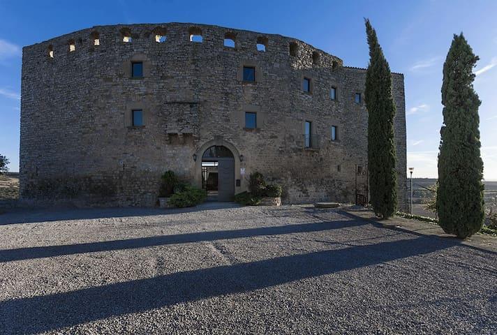 Castillo ideal para Turismo y Relax - Fonolleres