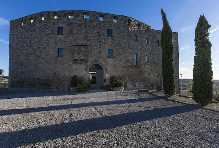 Castillo ideal para Turismo y Relax - Fonolleres - Zamek