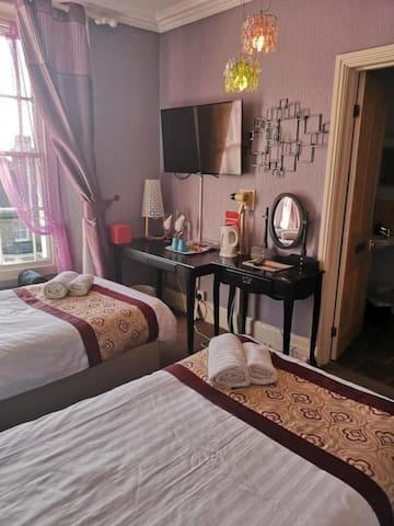 Llandudno Hotel Standard Twin Room