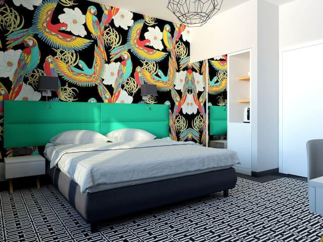 Liv'Inn Aparthotel - pokój dwuosobowy DBL/TWIN