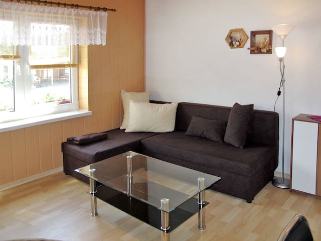 40 m² apartment Old Hüsung for 3 persons - Müritz. Waren. Röbel. - Apartment