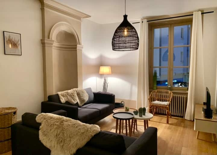 "Résidence ""Le Breuil"" appartement ""cosy"" 1 chambre"