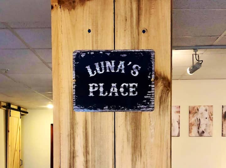 Luna's Place - Your Place to Make Memories!