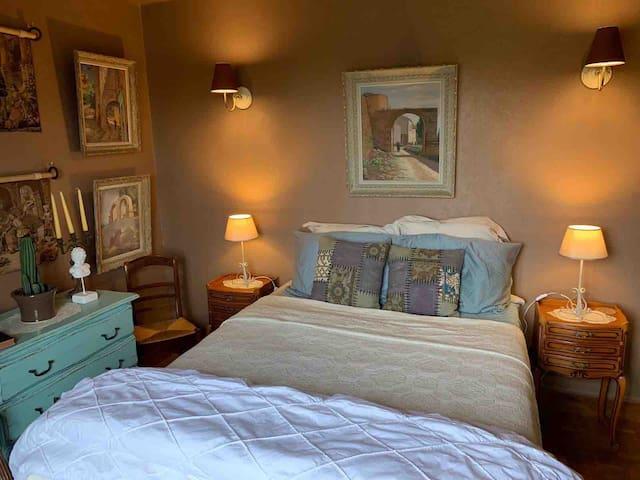 Bedroom - Monet