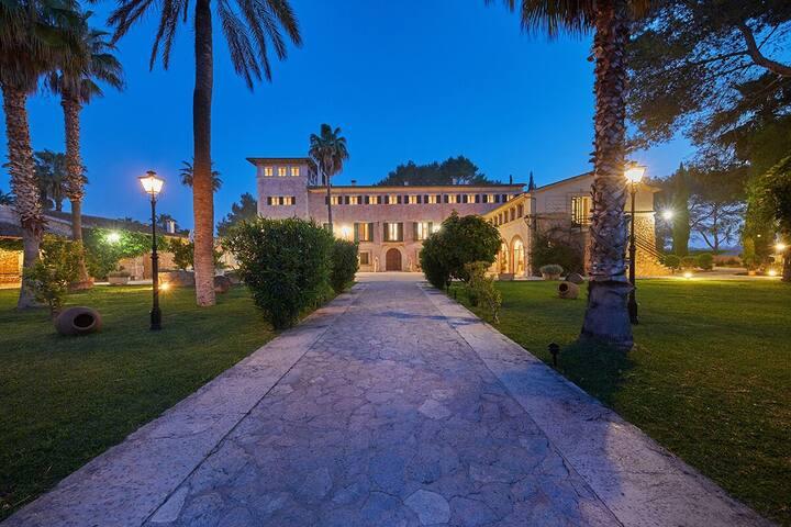 Puro Relax en Mallorca en una Masión única..!!