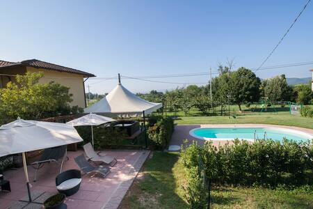 Villa in Tuscany with private outdoor SPA and pool