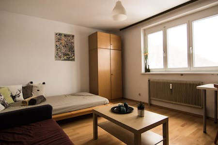 Cozy room, close to city center (shared flat) - Innsbruck - Apartament