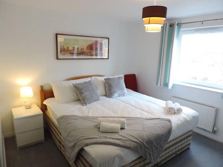 Double Hampton room with en-suite (Rm3)