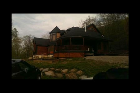 Robin's mountain view - Bolton  - Casa