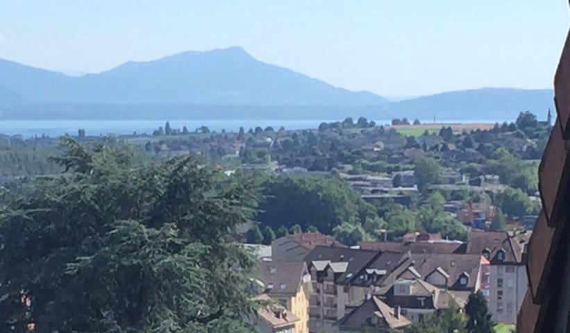 180m2, villa, vue sur le lac - Bussigny - Villa