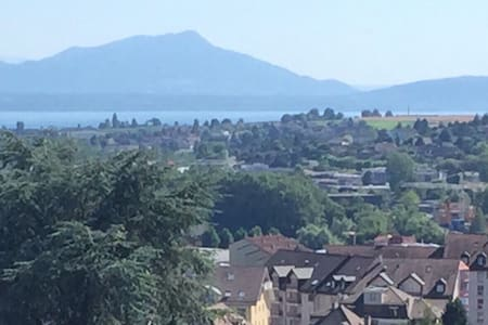 180m2, villa, vue sur le lac - Bussigny