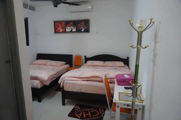 Budget Hotel Seri Intan Tampin