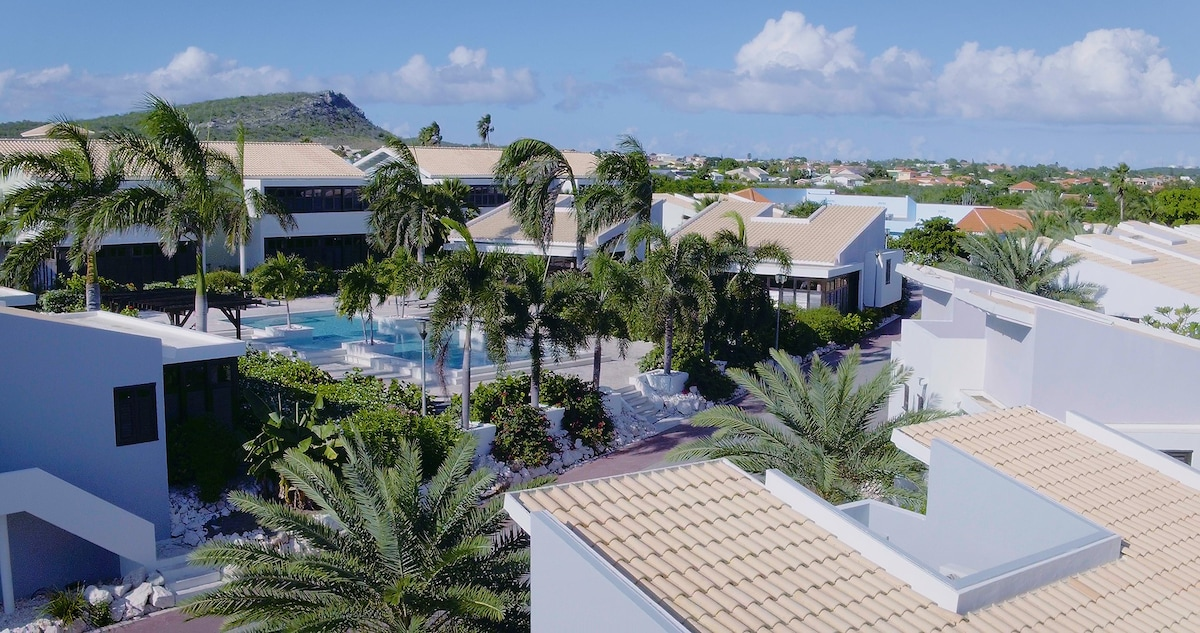 Blue Bay Hotel The Garden Duplex Apartments   Apartments For Rent In Sint  Michiel, Curacao, Curaçao