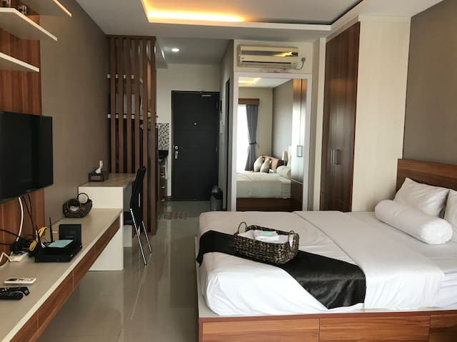 Your Private Studio Sanctuary in Jakarta City
