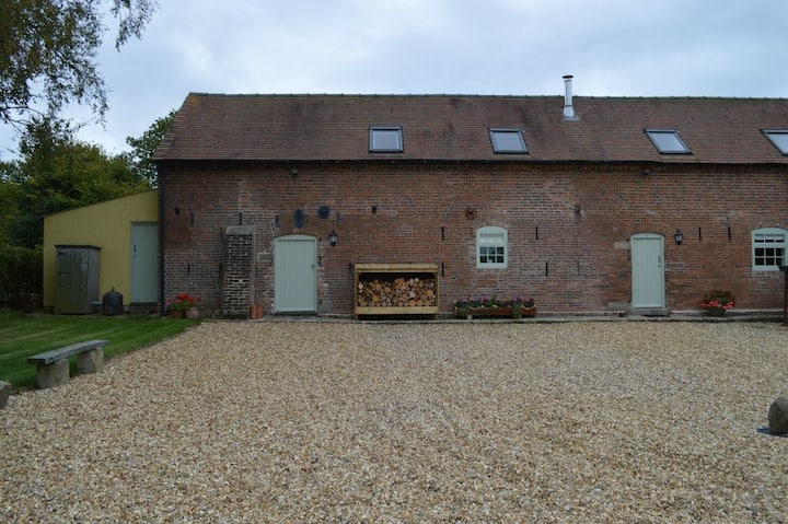 The Barn Luxury self catering barn 4 persons