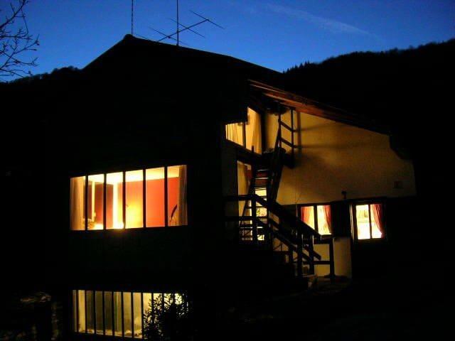 Casa felice nel Piemonte  - Peveragno - Huis