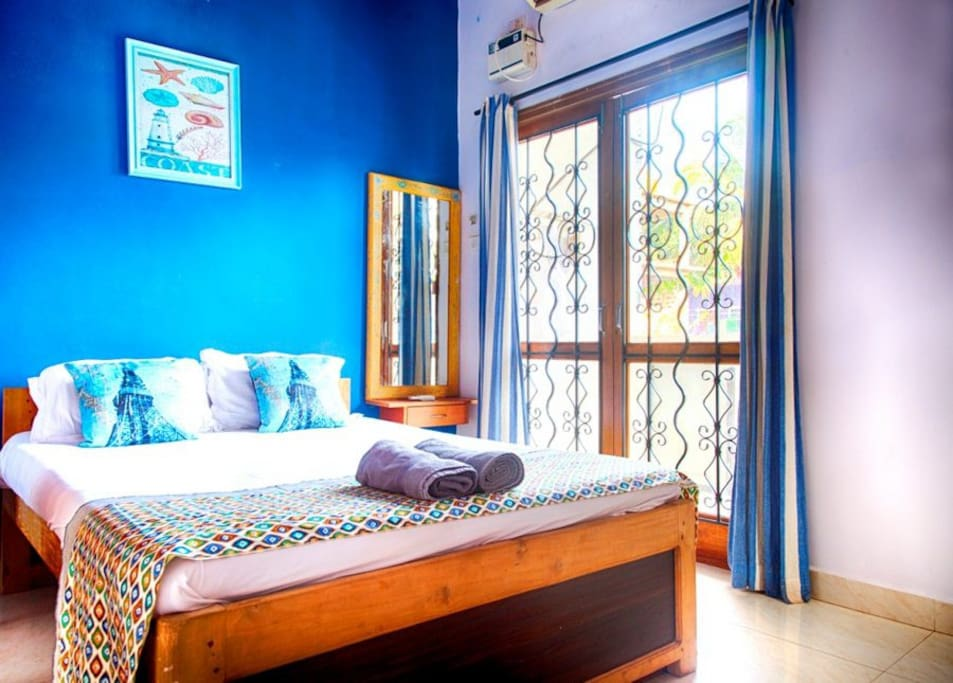 Local Rooms For Rent In Goa