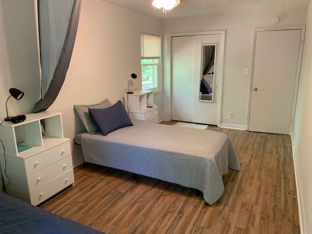 Private rooms near FSU, Fort Bragg, and Downtown
