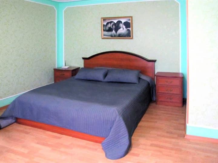 Уютная квартира в микрорайоне
