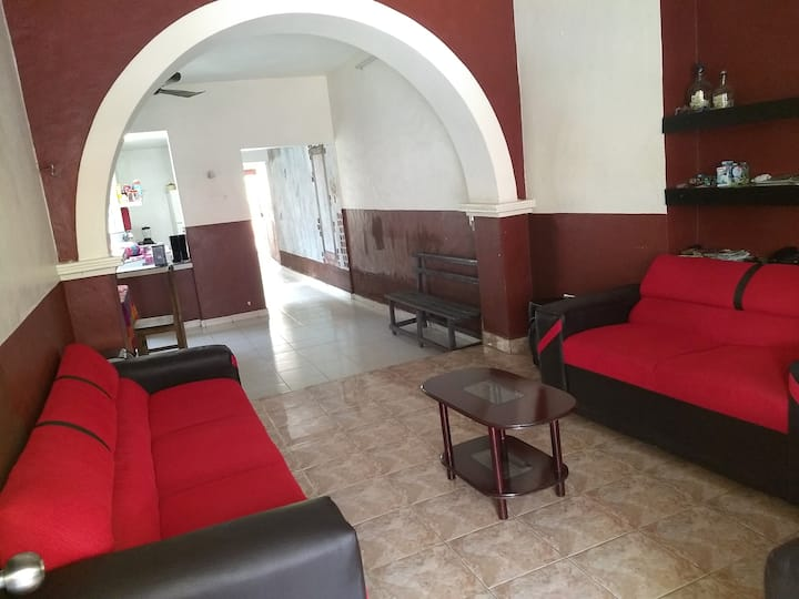 "Casa hostal ""El Mamey"""