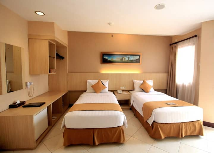the Majesty Hotel Bandung - Superior Room