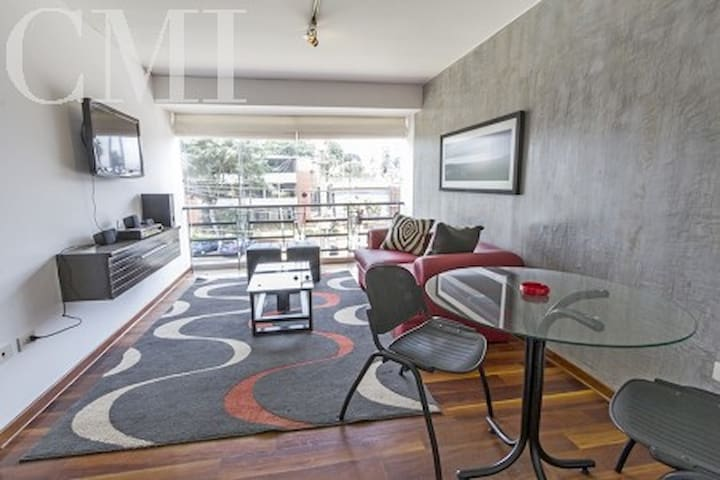 Confortable 1 Br in Barranco - Distrito de Barranco - Flat