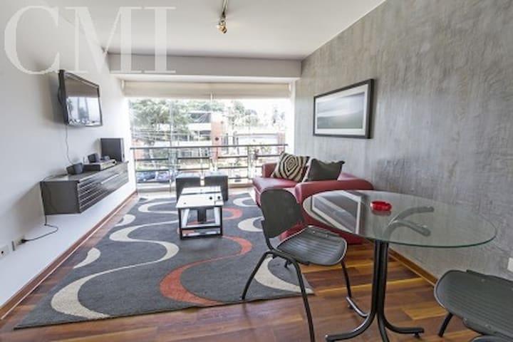 Confortable 1 Br in Barranco - Distrito de Barranco - Apartment