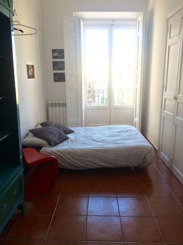 Blues Room in Madrid centre - Madrid - Byt