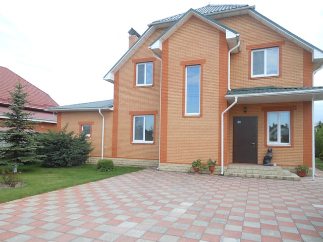 Cozy house in Shaslyve, 5 rooms,come and live - Shchaslyve - Hus