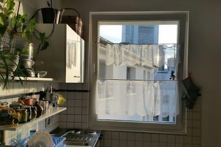 Nettes Zimmer in der Stadtmitte - Frankfurt