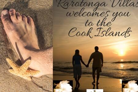 Beachfront modern Villa 3, Rarotonga, Cook Islands - Avarua District