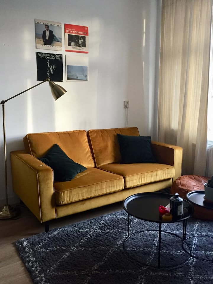 Cozy apartment for 2 in Amsterdam South