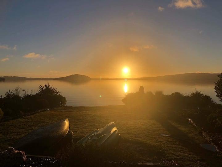 Lakefront Sunrises