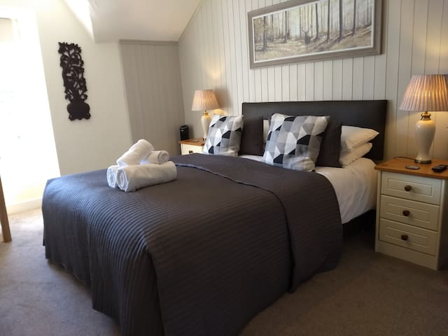 Plas Tan y Graig B&B Guest House - Room 7 - Luxury