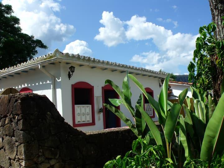 Casinha Aconchego do Rosário (Centro Histórico)