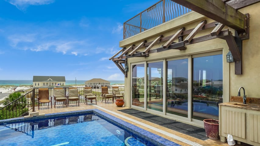BH- High Life - 4 Bedrooms with Roof Top Pool