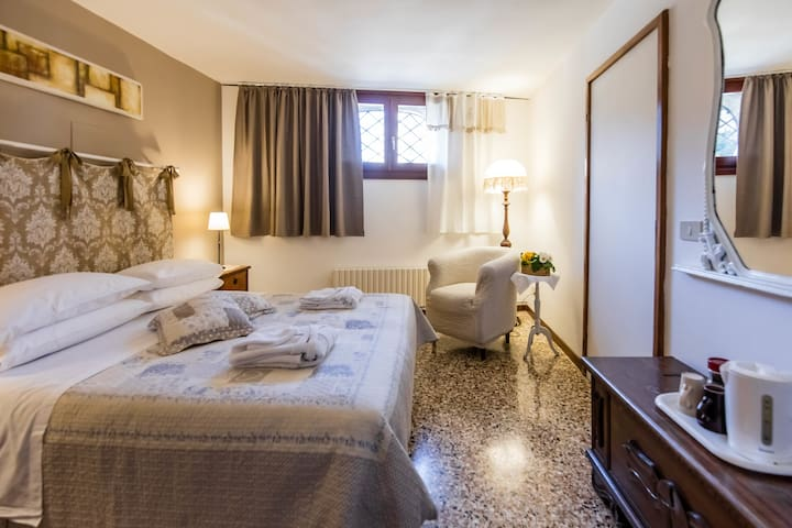 B&B Venice & Venice☆Romantic Room-Shared bathroom