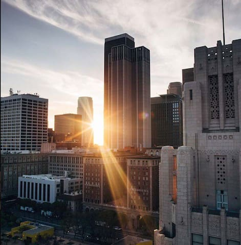 Luxury Lofty Studio in the heart of Los Angeles