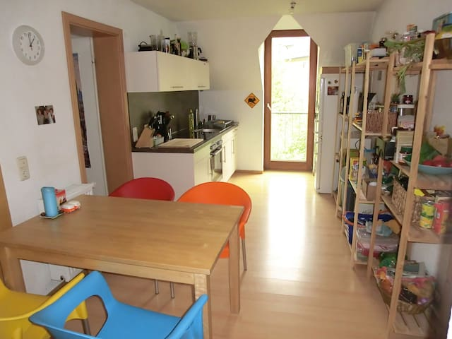 Nice Flat with a nice view - Passau - Appartement