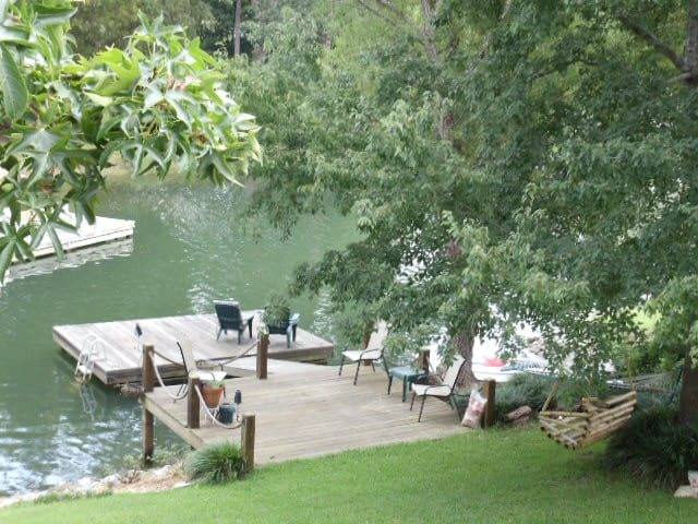 Lake Murray Lakefront with DOCK in protected Cove - Irmo - House