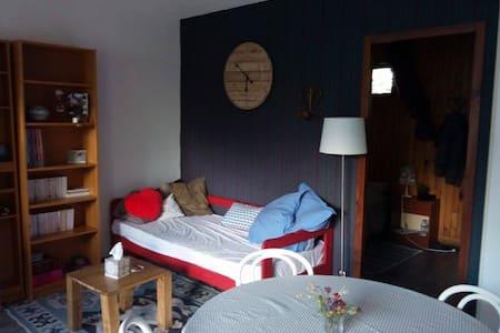 Appart 35m² proche de Saint Lary, ski, rando, cure - Guchen - Appartement