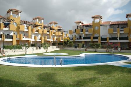 Apartamento Carmeli. 3 piscinas. Parque niños.WIFI