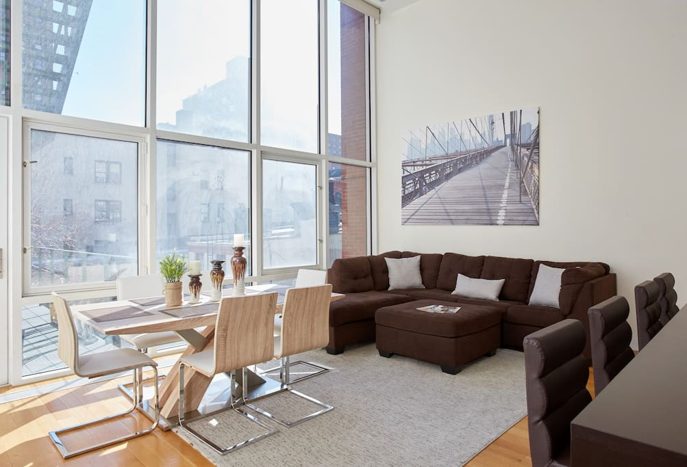 luxury triplex 3bedroom 10 people lexington ave