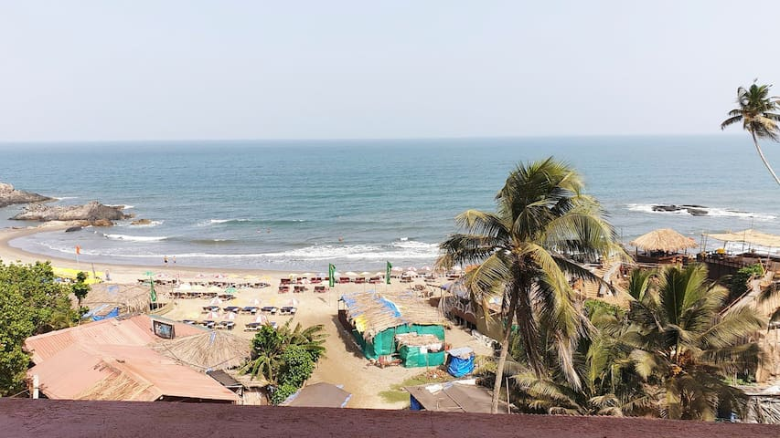 Grand Suite With Pool -Anjuna Beach ACR