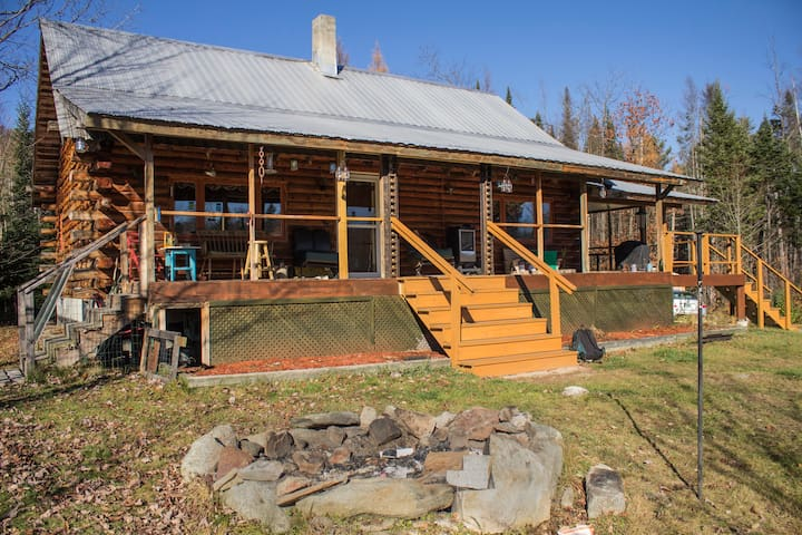 Littleton Log Cabin - Littleton - Casa