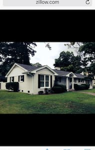 Ranch home fully furnished - Lumberton - Casa